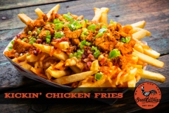 Kickin' Chicken Fries