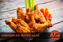 Stefano's Original Buffalo Wings