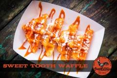 Sweet Tooth Waffle