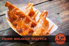 Fried Belgian Waffle